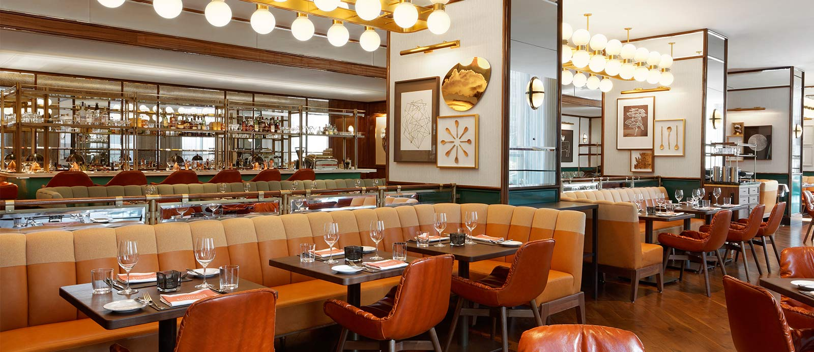 Café Boulud Is Chef Daniel Bouludu0027s Newly Renovated French Brasserie  Located In The Four Seasons Hotel In Yorkville, Toronto.